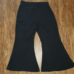 Cropped Dress Pant